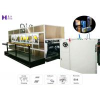 Quality Auto Indexing System,Automatic High Freqency PVC Soft Crease Box Making Machine For Making PVC Folding Box for sale