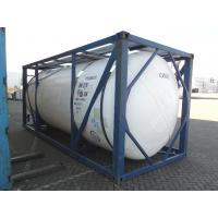 Quality R22 refrigerant gas refillable cylinder and ISO-Tank for sale