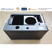 Quality Custom Electrical Plastic Housings / Enclosures ( Top + Bottom ) with MoldTech MT Texture for sale