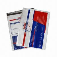 Quality Non-slip Courier Bag with Additional Pouch for Documents, Used for Sending Parcels for sale