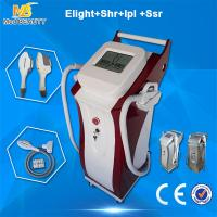 Quality SHR E - Light IPL Beauty Equipment 10MHZ RF Frequency For Face Lifting for sale