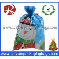 Quality HDPE Die Cut Handle Plastic Treat Bags With Custom Logo For Kids for sale