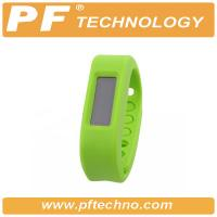 Best Green Bluetooth Watch Bracelet , Vibrating Bluetooth Bracelet With Android wholesale