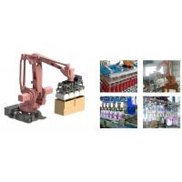 Buy cheap 1007 * 720mm Robotic Case Packer , Pick And Place 6 Axis Robot Arm For Case from wholesalers