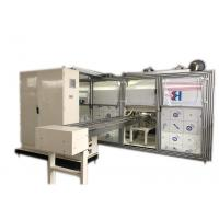 Quality Fast Speed Full Servo  Baby Diaper Production Line Wrapping Machine for sale