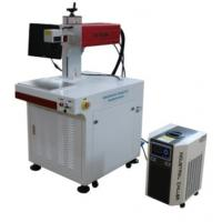 Quality Datecode UV Laser Marking Machine / Plastic Glass Uv Etching Machine for sale