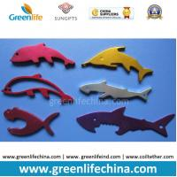 Quality Fashion Animal Shapes Various Colors Alumimum Promotional Metal Beer Bottle Opener Gift for sale