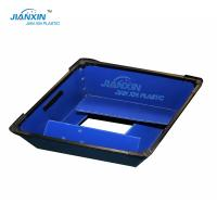 Quality Factory Made Recycled Plastic PP Coroplast / Corrugated Fold Box/ Corflute Boxes for sale