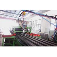 Buy cheap High Speed PU Sandwich Panel Machine 30mm -200mm Panel from wholesalers