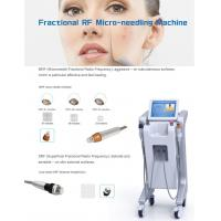 Quality 2019 Nubway Factory price OEM ODM nubway micro needle skin rejuvenation wrinkle removal machine for spa use for sale