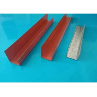 Quality High Symmetry Structural U Channel For Construction Building Materials for sale