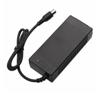 Quality CV Constant Voltage 52V 2A Ebike Battery Charger With DC2.1 Socket for sale