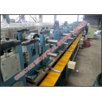 Quality CZ Shapes Interchangeable Purlin Roll Forming Machines with High Speed and Good Quality for sale