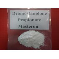 Quality High Purity White Powder Drostanolone Propionate / Masteron  CAS: 521-12-0 Helping Muscle Shaping for sale