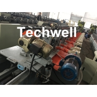Quality G550Mpa 0.18mm Glazed Tile Cold Roll Forming Machine for sale
