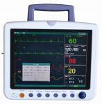 Quality 3 Adjustable Level Audio And Visual Alarm, Digital SpO2 Technique Portable Patient Monitor for sale