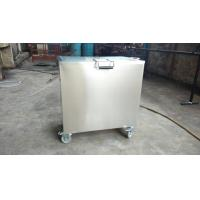 Quality Kitchen Cleaning Stainless Steel Soak Tank 230 Ltr 304 Stainless Soak Type for sale