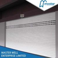 Quality OEM Steel Or Aluminum Roller Shutter Garage Doors Automatic for sale