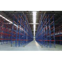 Cold Rolled Heavy Duty Warehouse Shelving Units ISO9001 Certification for sale