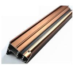 Quality 6063 U Shaped Aluminium Profile , Mechanically Polished Aluminium Corner Profile Joint for sale