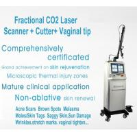 Quality Beijing Sincoheren FDA K and Medical CE co2 facial laser resurfacing with vaginal tips co2 laser facial ultrapuls for sale