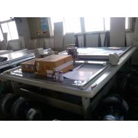 Quality Durable Paper Box Cutting Machine 2500*1600mm Cutting Area For Soft Materials for sale