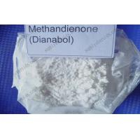 Anti-Estrogen Oral Metandienone Muscle Building Steroids Dianabol 99% CAS 72-63-9 For Muscle Gain & Weight Loss