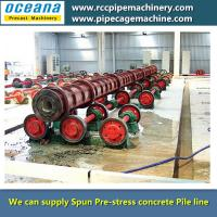 China Centrifugal concrete Pile on sale