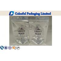 Best OEM Food Aluminum Foil Stand Up Whey Protein Powder Bag With Zipper wholesale