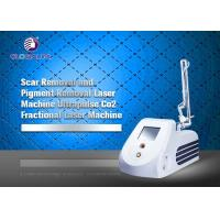 Buy cheap Face Lift Laser Co2 Fractional / Co2 Fractional Laser Equipment 6 Kinds Scan from wholesalers