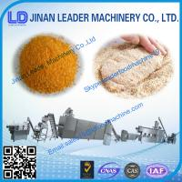 Best Hot Fully Automatic Bread Crumb Production Line wholesale