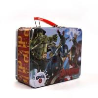 Quality Marvel Avengers Metal Tin Lunch Box for sale