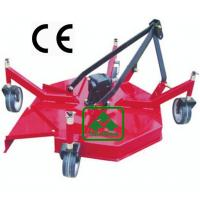 Quality 3Point Octagon Finish Mower for Tractor for sale