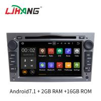 Quality 7 Inch Touch Screen Opel Car Radio DVD Player Bluetooth Supported For Zafira Antara for sale