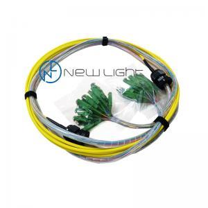 Quality 9/125um 1550nm LC/APC FOA Patch Cables OS2 Single Mode for sale