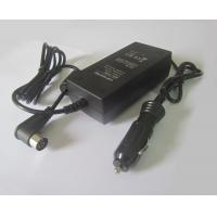 Buy cheap Cigarette lighter charger 19V 120W loptop charger with E1 standard from wholesalers