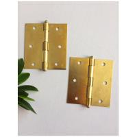 Quality High Performance Bronze Door Hinges Long Durability Easy Fix for sale