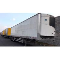 Quality 13m 40 Ft Refrigerated Trailer, Air Suspension Refrigerated Enclosed Trailer for sale