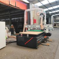 IoT Application Cnc Wood Cutting Machine , Industrial Wood Router For Engraving