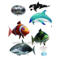 Best Air Swimmers-RC Giant Fish Helium Balloon-RC Dolphin wholesale