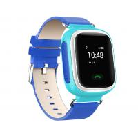 Quality Wrist GPS Tracker Watch Remote Location Tracking And Monitoring ROHS Certification for sale
