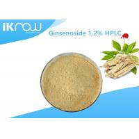 Quality Top Quality Ginsenoside 1.2% HPLC Organic Ginseng Powder For Health for sale