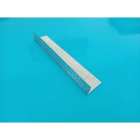 Quality Zinc Coat Partition 25/25 Steel Wall Angle For Wall Corner Fitting for sale