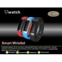 Best Bluetooth Smart Watch Wrist UWatch Smartwatch Support Pedometer Wifi Hotspots U9 wholesale