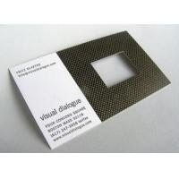 Quality luxury business card for sale