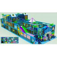 Buy shopping center with new design playground activities indoor play places for toddlers at wholesale prices