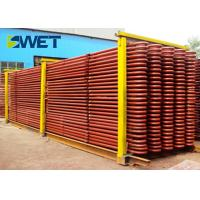 Quality Oval Finned Tube Economizer, Power Plant Waste Heat Industrial Boiler Parts for sale