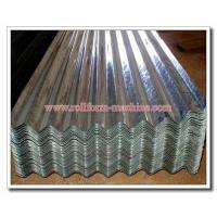 Quality 0.15-0.45mm Thick Corrugated Galvanized Zinc Coated Roofing Sheet for sale