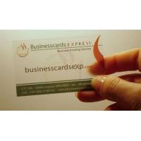 Quality business card plastic for sale