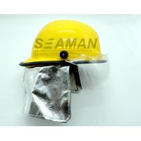 Quality Firefighters Marine Fire Fighting Equipment Fireman Protective Safety Rescue Helmet for sale